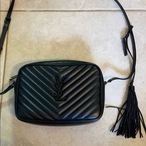 Saint Laurent Lou Medium Monogram YSL Crossbody